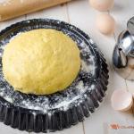 pasta frolla all'olio per biscotti e crostate