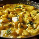 Patate al curry (india)