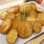 Patate gratinate al forno / Au gratin potatoes
