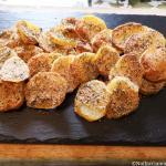 Patate sabbiose al forno