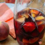 percoche al vino – la sangria napoletana