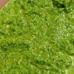 Pesto di spinaci (versione semplice)