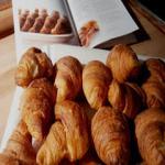 Piccoli croissant al grana