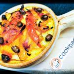 Pitta salentina ricetta vegetariana facile e golosa