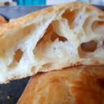 Pizza-focaccia senza impasto – no knead