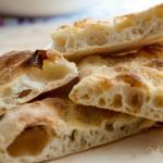 pizza alla pala senza impasto – no knead