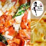 pizza doppio gusto pomodoro e formaggio