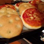 Pizzette soffici