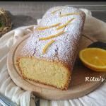 plumcake all'arancia ( ricetta senza glutine e latte)