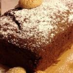 Plumcake amaretti e cioccolato