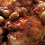 Pollo alla cacciatora (bimby)