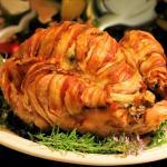 pollo arrosto in teglia
