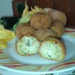 Polpette di zucchine e pane