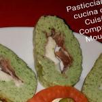 Polpettone tacchino e spinaci ripieno di crudo e mozzarella (NO UOVA)