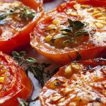 pomodori arrostiti al forno