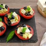 pomodori ripieni alla greca