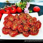 Pomodorini confit ricetta facile