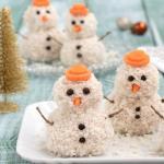 Pupazzi di neve salati