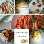 Raccolta di ricette con i funghi