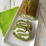 Rotolo salato agli spinaci