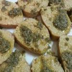 salame di tonno con salsa ai capperi (bimby)