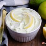 Salsa allo yogurt e avocado