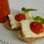 Salsa di peperoncini rossi piccanti