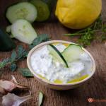 Salsa tzatziki – ricetta cucina greca