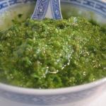 salsa verde al prezzemolo classica