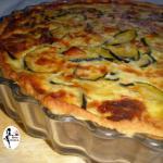 scaloppine al forno al formaggio e zucchine