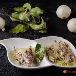 sgombro con cipolle – ricetta secondo piatto pesce