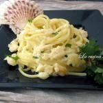 Spaghetti alla cernia / grouper spaghetti