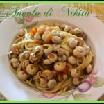 Spaghetti con lumachine di San Giovanni