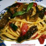 Spaghettii cu e puparulille