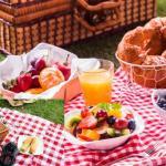 speciale picnic pranzo all'aperto