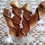 Spirali con nutella