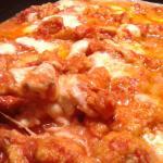 Straccetti di pollo alla pizzaiola