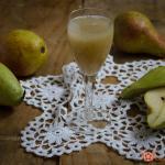 succo di frutta alla pera – ricetta fatta in casa