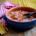 sugo all'amatriciana – ricetta tradizionale
