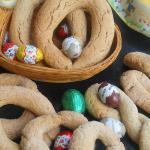 taralli dolci con farina di castagne