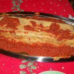 terrina di lasagna