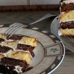 torta a scacchi annaincasa