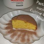 Torta alla zucca al profumo di arancia (companion moulinex)