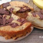 Torta banane e cioccolato - Rita's Kitchen