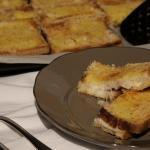 torta di pancarrè 30 minuti