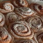 torta di rose - preparazione con o senza bimby