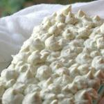 Torta gelato del riciclo