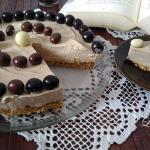 Torta mascarpone e caffè / coffee cheesecake