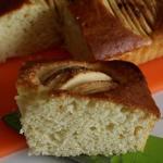 torta morbida ricotta e mele