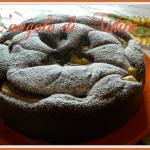 Torta nua al cacao